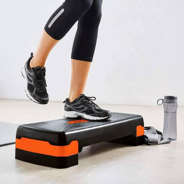 Energie Fitness Adjustable Aerobic Stepper Stepper