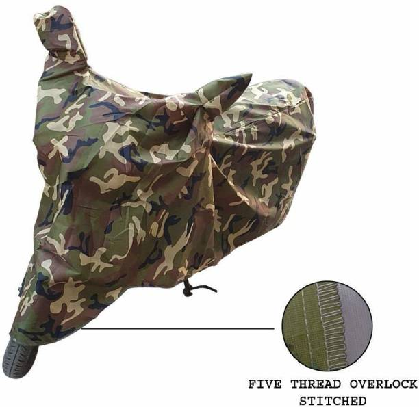 Tau-G Two Wheeler Cover for Royal Enfield