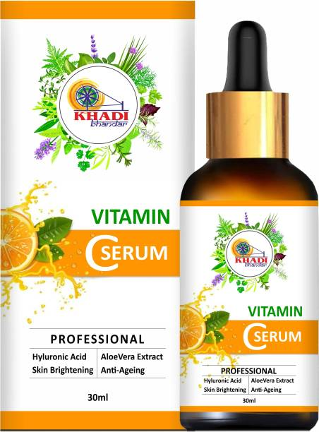 KHADI BHANDAR Vitamin C Serum For Natural Glowing Beauty