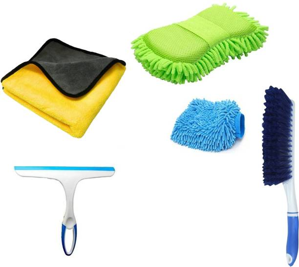 Niklace 1 car cleaning kit Combo