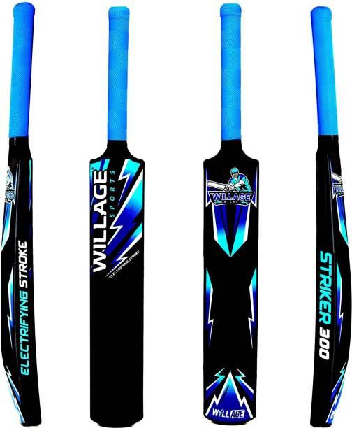 WILLAGE Plastic bat Size 6 , plastic bats,cricket plastic bat for tennis ball ,Cricket Bat PVC/Plastic Cricket  Bat