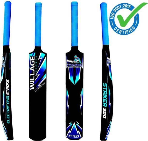 WILLAGE Plastic bat Size 6,plastic bat for tennis ball,cricket plastic bat for tennis ball PVC/Plastic Cricket  Bat