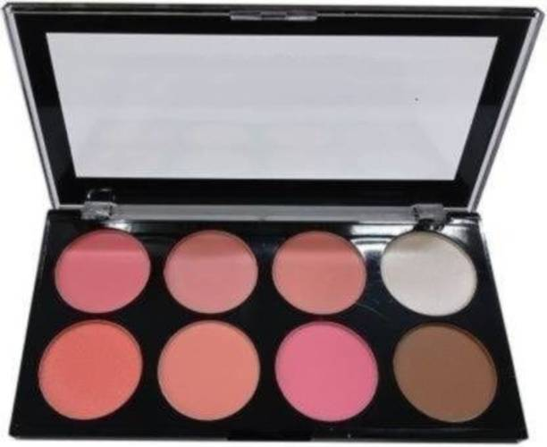 ZLENT By Chubs Ultra Blush Palette