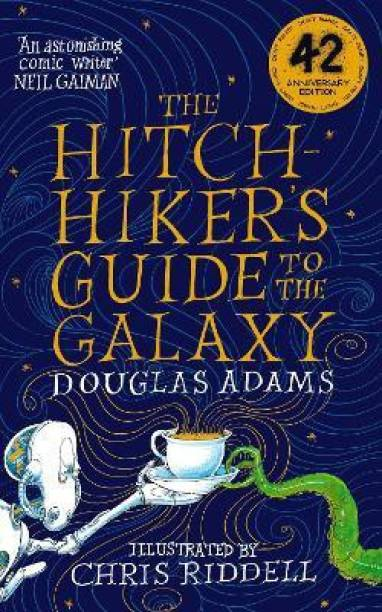 The Hitchhiker's Guide to the Galaxy Illustrated Edition