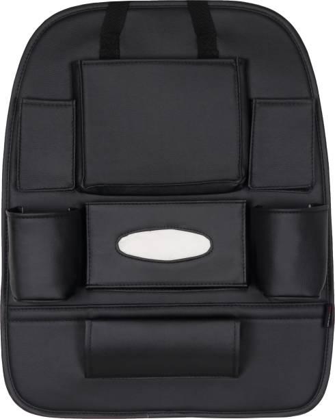 UrbanLifestylers Autofurnish 3D Car Auto Seat Back Multi Pocket Storage Bag Organizer Holder Hanger Accessory Car Multi Pocket