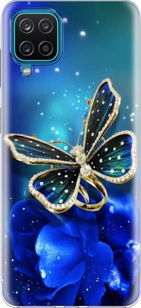 Flipkart SmartBuy Back Cover for Samsung Galaxy M12, Samsung Galaxy F12