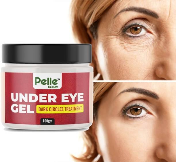 Pelle Beauty Under Eye Gel For_ Dark Circles Treatment__ For Women __100gm