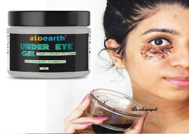 Aloearth under eye gel
