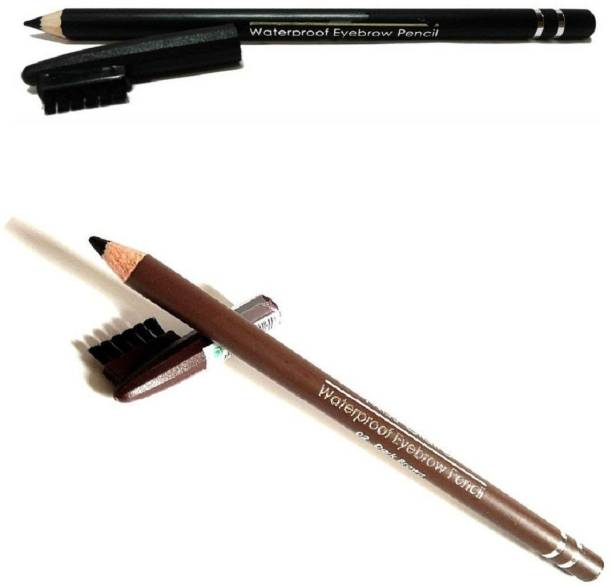 ZLENT Long Lasting Waterproof Eyebrow Pencil