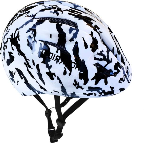 Jaspo Outdoor Sport Bicycle Cycling Helmet for Boys & Girls - Camouflage (Medium) Cycling Helmet