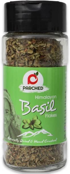 Parched Himalayan Basil   100% Natural   15 GM