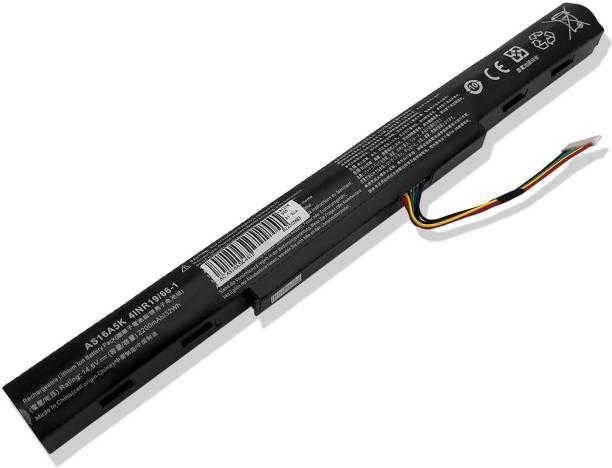 SellZone compatible battery for Aspire E5-475 E5-475G E5-523 E5-523G E5-553 E5-553G AS16A5K 4 Cell Laptop Battery