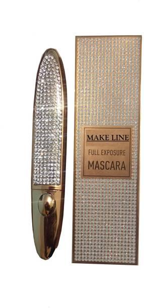 Make line Malio Full Exposure Mascara Smudgeproof 24 ml
