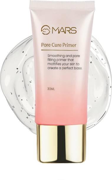 MARS Pore Cure Long Lasting Makeup  Primer  - 30 ml