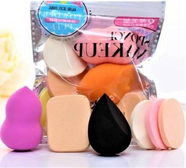 DUcare Makeup Cotton Pad Applicator Foundation Makeup Blender Powder Puff Sponge Cosmetic Puff