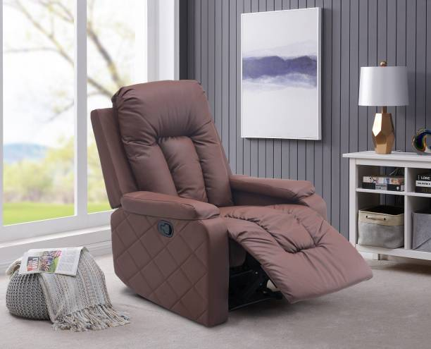 Flipkart Perfect Homes Leatherette Manual Recliner