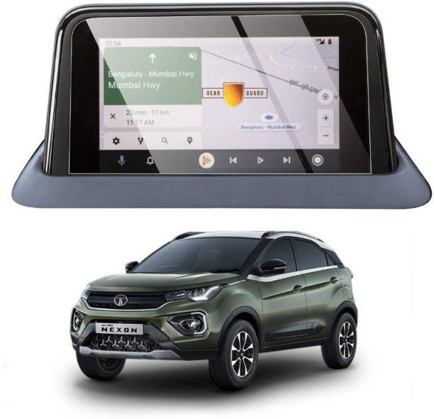 Gear Guard Impossible Screen Guard for Tata Nexon | Altroz Car Navigation Touch 7.0inch (Company Fitted)
