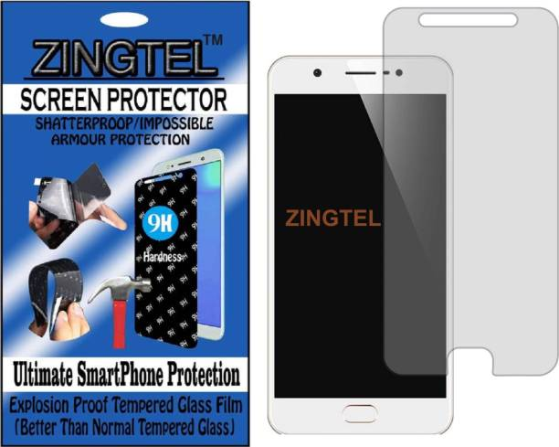 ZINGTEL Tempered Glass Guard for VIVO 1714 (Flexible, Unbreakable)