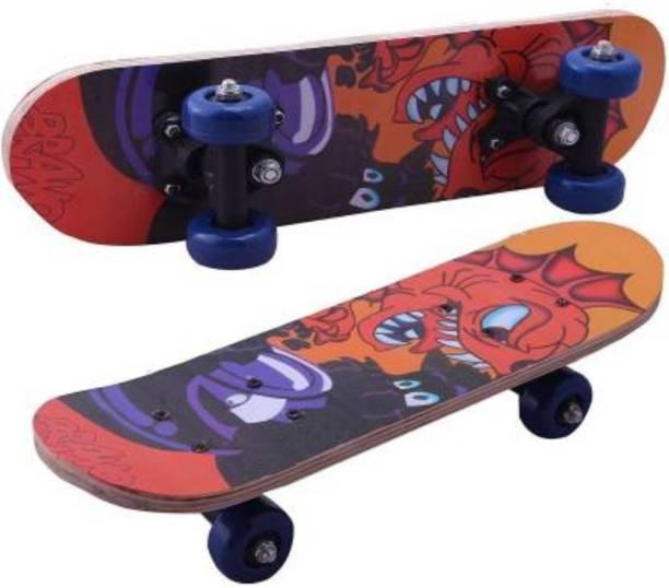 S.V.Enterprises Skating Board 5 inch x 17 inch Skateboard