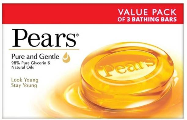 Pears soap 6×125g = 750 g