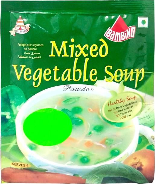 Bambino Mixed Vegetable Soup Powder