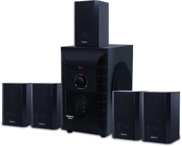 IMPEX BASS B Portable Bluetooth Home Theatre