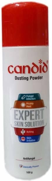 Candid dusting powder