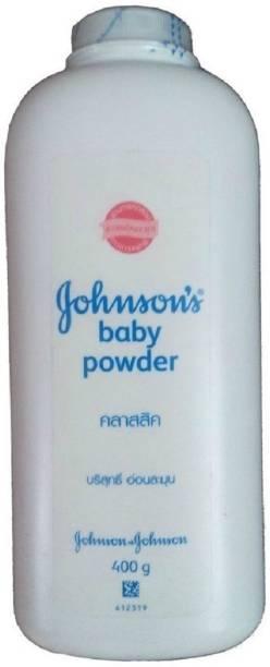 JOHNSON'S Baby Powder 400 grams Regular (Imported)