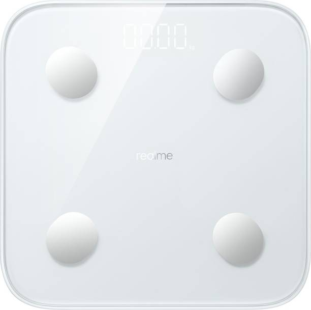 realme Smart Weighing Scale