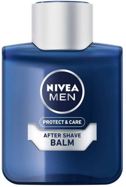 NIVEA MEN Protect & Care Imported After Shave Balm (Made In Germany)