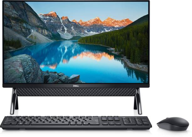 DELL inspiron 5400 Core i5 (8 GB DDR4/1 TB/Windows 10 Home/23.8 Inch Screen/Inspiron 24 5400 All in One) with MS Office