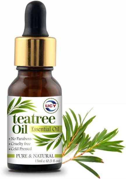UCY Tea Tree Oil for Acne and Blemish-Free Skin