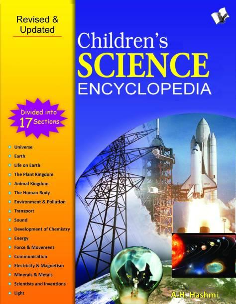Children's Science Encyclopedia 1 Edition
