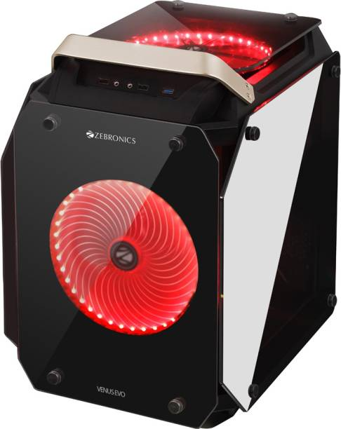 ZEBRONICS Zeb-930B-Venus Evo Cube Cabinet