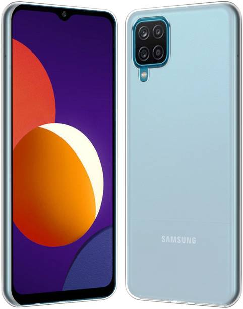 Flipkart SmartBuy Back Cover for Samsung Galaxy M12, Samsung Galaxy F12