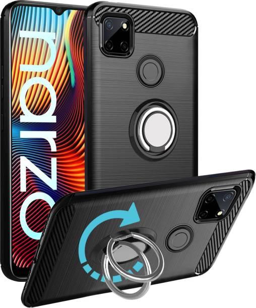Unistuff Back Cover for Realme Narzo 20, Realme C12, Realme Narzo 30A, Realme C25, Realme C25s