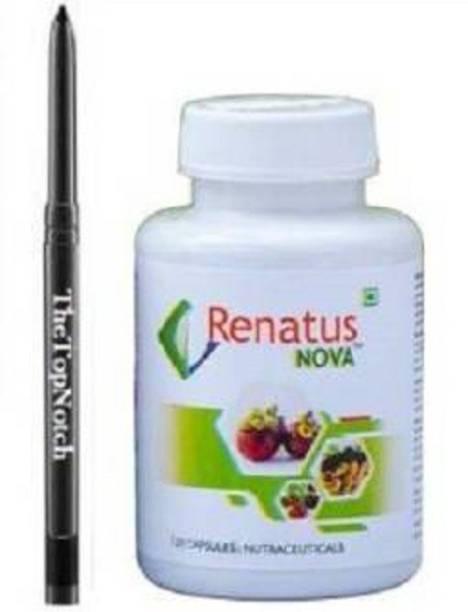 TheTopNotch kazal + Renatus Nova 60