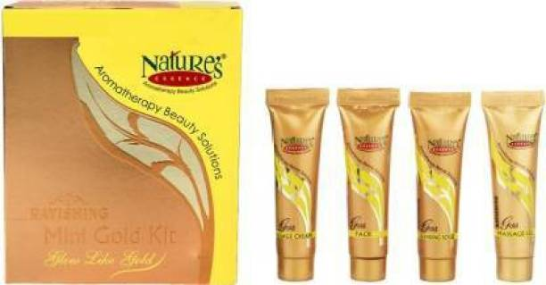 Nature's Essence GOLD FACIAL