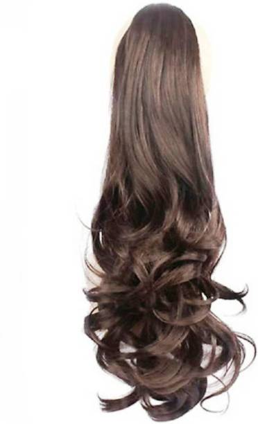 PEMA 30 Seconds claw Style Natural Brown Hair Extension