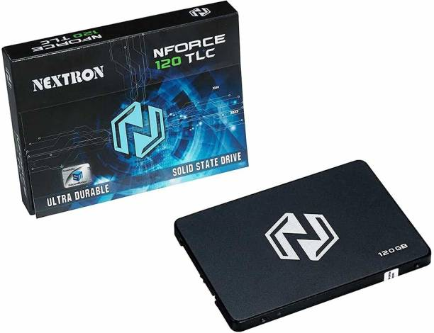 Nextron Nextron 120 GB Laptop, All in One PC's, Desktop Internal Solid State Drive (120TLC)