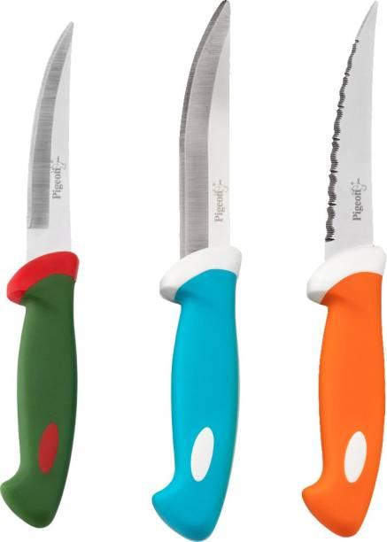Pigeon Prima 3pcs knife set Stainless Steel Knife