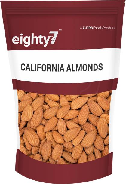 Eighty7 California Almonds