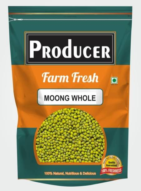 PRODUCER Green Moong Dal (Whole)