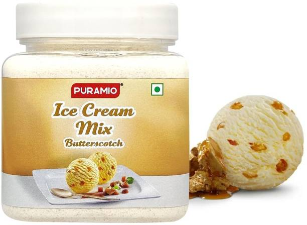 PURAMIO Icecream Mix (Butterscotch), 250 g