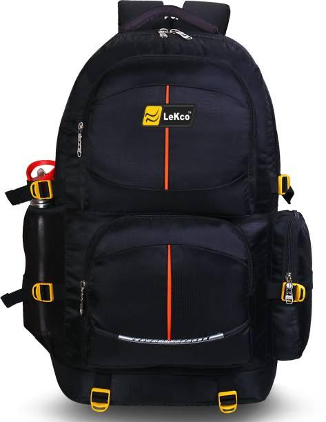 LeKco Large 60 Litre , Rucksack For Hiking / Mountaining / Trecking and Sports Bag.