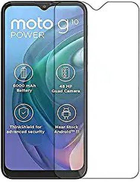 lazzy in hub Impossible Screen Guard for Motorola moto G10 Power