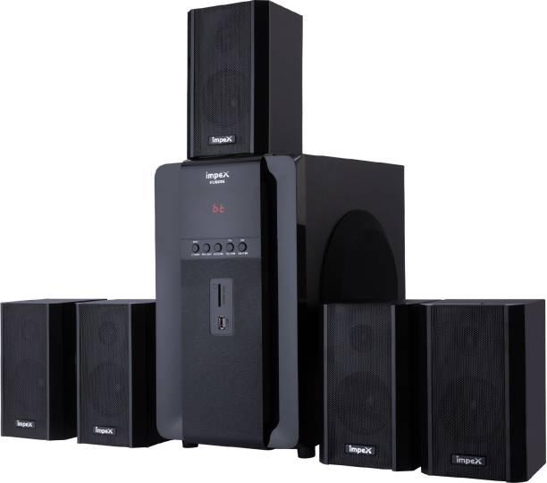 IMPEX 5.1 (FUSION) 140 W Portable Bluetooth Home Theatre