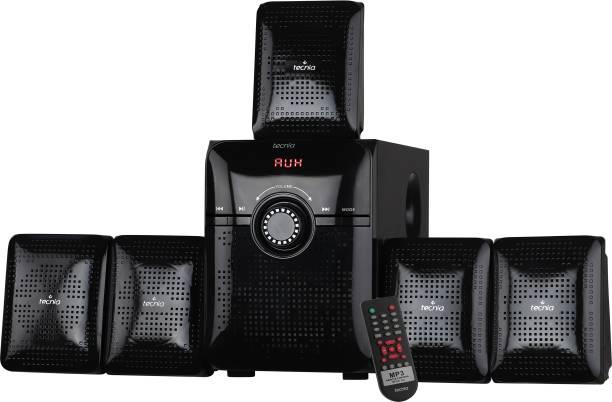 TECNIA Super King 510 Bluetooth 5.1 Home Theater System 50 W Bluetooth Home Theatre