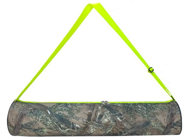 PANCHTATAVA Trendy Waterproof Jungle print Yoga Mat cover for Men and Women