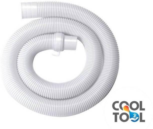 CoolTool Universal 1.5 Meter Washing Machine Outlet Flexible Hose Pipe Washing Machine Outlet Hose